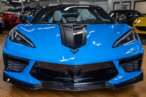 2020 Chevrolet Corvette/C8 Visable Carbon Fiber Ground Effects PKG 84137506 OEM