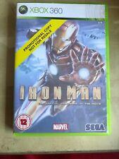 Iron Man Xbox 360 Game, VGC Promotional Copy
