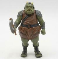 Vintage Star Wars Gamorrean Guard Action Figure Complete w/ Weapon