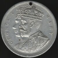1911 George V & Mary Coronation Medal | Pennies2Pounds