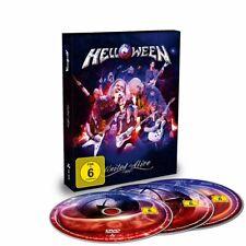 Helloween - United Alive In Madrid 3DVD Digibook NEU/OVP