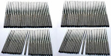 100 x Dental Mirror Handles Dental Surgical Instruments German Stainless Steel