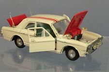 Dinky toys modèle n ° 205 FORD LOTUS CORTINA RALLYE VOITURE