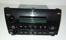 Toyota Oem Ad1812 Am/Fm Radio Wma/Mp3 Cd Player Part# 86120-0C270 (Not Tested)