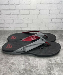 Reef Arch-2 Men's Adjustable Arch Thong Sandals Size 13
