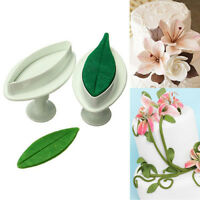 Calla Lily Cutter Cake Mold Fondant Cookie Flower Plunger Sugarcraft Decor YJ