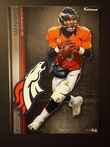 NFL Denver Broncos Peyton Manning Fathead Decal Tradeables