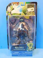 """Ben 10 Alien Force Big Chill DNA Alien Heroes  Action figure New 6"""""""