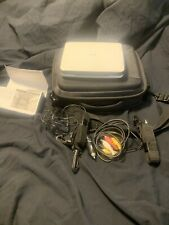 "Philips PET741 Portable DVD Player (7"") With Carrying Case And Car Charger"