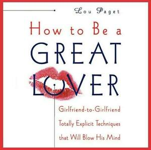 How to Be a Great Lover by Lou Paget Audio