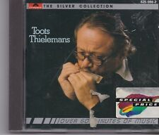 Toots Thielemans-The Silver Collection Cd Album