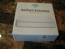 Apple AirPort Extreme Wireless Router MD031LLA Model A1408
