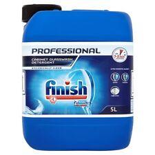 Finish Calgonit Professional Cabinet Glasswash Detergent 5L