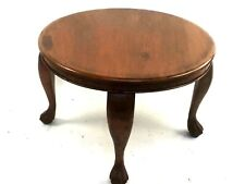 English Art Deco Walnut Coffee Table [5828]
