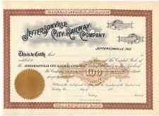 Jeffersonville City Railway Company