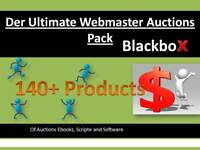 Auctions Pack 140+ Products/ Ebooks/ Software MMR/PLR