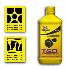 BARDAHL T&D SYNTHETIC OIL 75W90 TRANSMISSIONE DIFFERERENZIALE 1 LITRO
