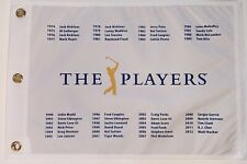 The Players golf Flag tpc sawgrass Championship winners pga 2013 players tiger
