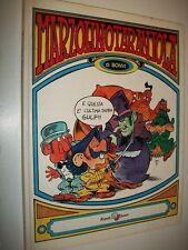 BONVI:MARZOLINO TARANTOLA.RIZZOLI JUNIOR 1980 PRIMA EDIZIONE CARTONATO OTTIMO!!