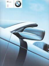 brochure 2002 BMW SÉRIE 3 CABRIOLET !!!