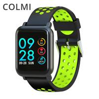 COLMI Smartwatch S9 2.5D Screen Gorilla Glass Blood oxygen Blood pressure BRIM I