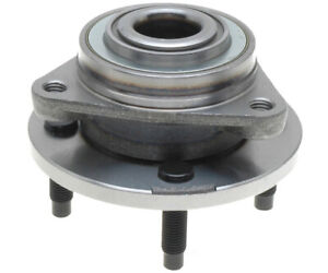 Wheel Bearing and Hub Assembly-R-Line Front Raybestos 713205