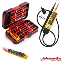 """Insulated Tool Kit 3//8/"""" Drive 1000 Volt Spanners Sockets Screwdrivers ITK0026"""