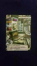 Android Netrunner Aesop's Pawnshop Alternate Full Art Promotional Card