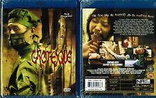 Grotesque Blu Ray Disc + DVD Combo New