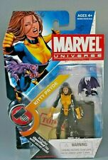 Marvel Universe 017 series 2 Kitty Pryde figure x-men