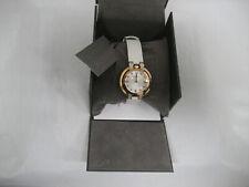 Bulova Women's Rubaiyat Quartz Diamond Accents Rose Gold 35mm Watch 98R243 (61)