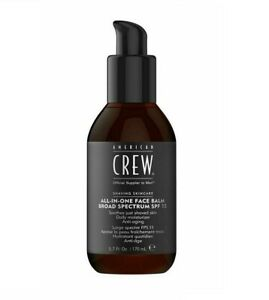 American Crew All-In-One Face Balm SPF15 170ml