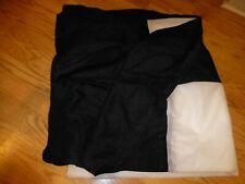 Black Queen Size Bed Skirt