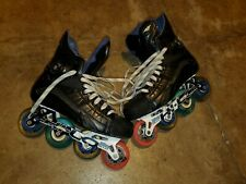 Mission Pure Fly Custom Roller Hockey Skates