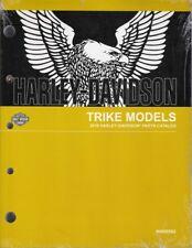 2019 Harley Trike FLHTCUTG Tri Glide Ultra Parts Manual Catalog Book 94000562