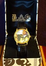 "Black Art Gear Watch By Gary ""GOOSE"" Williams MLK Tribute ""For Me"""