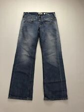 REPLAY JANICE Boyfriend Jeans - W28 L32 - Blue - Great Condition - Women's