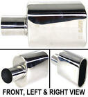 Exhaust Muffler Tail Tip Pipe New