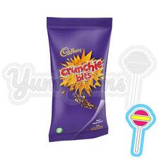 3 x 500g Cadbury Chocolate Crunchie Honeycomb Bits Baking & Desserts BB 09/07/21