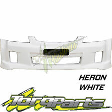 REPLACEMENT FRONT BAR COVER HERON WHITE SUIT VE COMMODORE SS SV6 S1 BUMPER