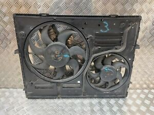 2004 VW TOUAREG MK1 7L 2.5 TDI DIESEL AUTOMATIC RADIATOR COOLING FAN 7L0121203F