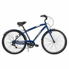 Huffy Casoria 27.5-Inch 7-Speed Mens Bicycle  Imperial Blue