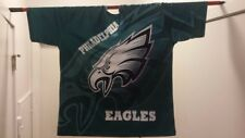 Brand New Custom Philadelphia Eagles 3D Sublimation All-Over Print T-Shirt