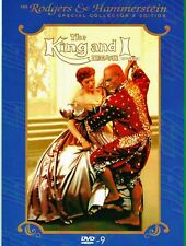 "NEW DVD  "" The King and I ""  Yul Brynner, Deborah Kerr"