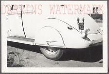 Vintage Car Photo 1936 Chrysler Automobile in Modest Skirts 725541