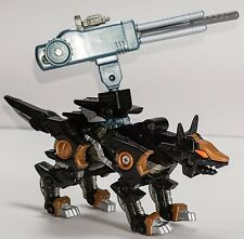 Zoids Shadow Fox and Pilot, with Accessories, 2001 #46 Hasbro Action Figure Toy
