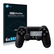 6x Displayschutzfolie Sony Playstation 4 Dualshock 4 Controller PS4 (2013-2015)