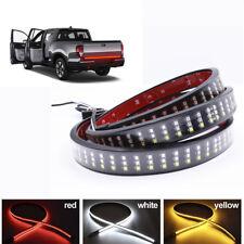 Pickup SUV Tailgate 3 Colors LED Flowing Turn Signal Brake Light Bar Waterproof
