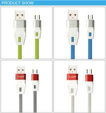 Cable LaiXi Aliuminum Alloy USB Charger Sync Cable For Android Phone White