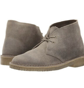 Clarks Desert Boot TAUPE DISTRESSED